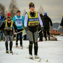 Skiing 90 km - Camilla Nynäs (18989)