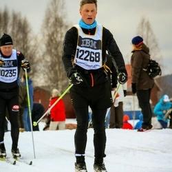 Skiing 90 km - Anders Rehn (12268)