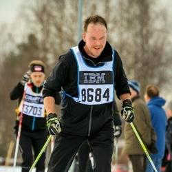 Skiing 90 km - Erik Rösch (8684)