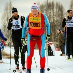 Skiing 90 km - Börje Karlsson (30002)