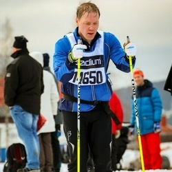 Skiing 90 km - André Isaksson (14650)
