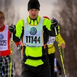 Skiing 90 km - Christian Holmberg (11144)