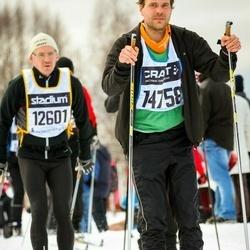 Skiing 90 km - Daniel Lindgren (14758)