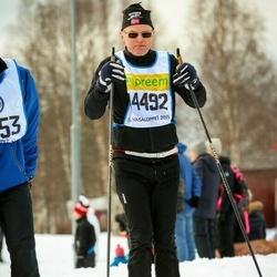 Skiing 90 km - Bjørn Erikstad (14492)