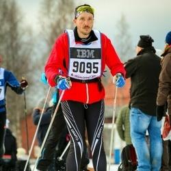 Skiing 90 km - Anders Edblad (9095)