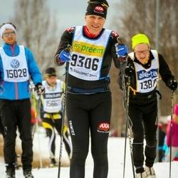 Skiing 90 km - Anders Löfgren (9306)