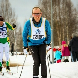 Skiing 90 km - Christian Houborg (12186)