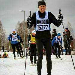 Skiing 90 km - Henrik Norgreen (15377)