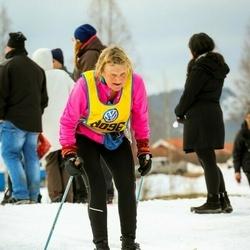 Skiing 90 km - Christina Holmberg (18096)