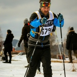 Skiing 90 km - Christian Zingg (6796)