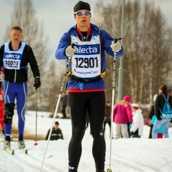 Skiing 90 km - David Nellbeck (12901)