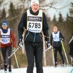 Skiing 90 km - David Karlén (6789)
