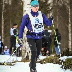 Skiing 90 km - Dennis Weidfors (11093)