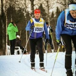 Skiing 90 km - Jaroslav Kaspar (8905)