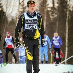 Skiing 90 km - Thomas Pettersson (10667)