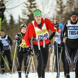 Skiing 90 km - David Lindgren (12548)