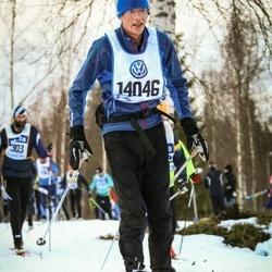 Skiing 90 km - Björn Lothigius (14046)