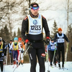 Skiing 90 km - Henrik Löfgren (12133)