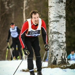 Skiing 90 km - Axel Kinell (7564)