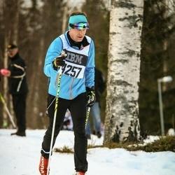Skiing 90 km - Donny Långström (14257)