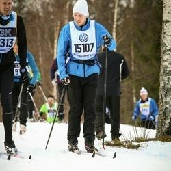 Skiing 90 km - Emil Jansson (15107)