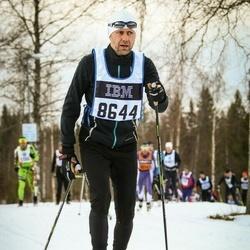 Skiing 90 km - Daniel Winblad Von Walter (8644)