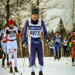 Skiing 90 km - Anders Rensgard (6873)