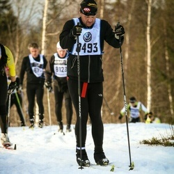Skiing 90 km - Daniel Rosendahl (8493)