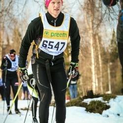 Skiing 90 km - Hjalmar Svensson (6547)