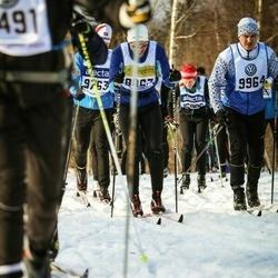 Skiing 90 km - Priit Koha (9964)