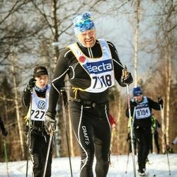 Skiing 90 km - Jan Axelsson (7118)