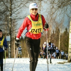 Skiing 90 km - Nicoletta Jelmoni (17413)