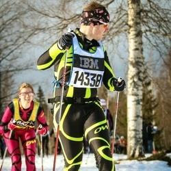 Skiing 90 km - Jon Kvarmans (14338)