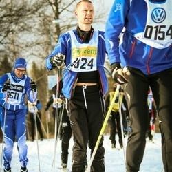 Skiing 90 km - Daniel Aronsson (8824)