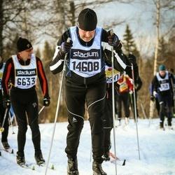 Skiing 90 km - Rolf Hagström (14608)