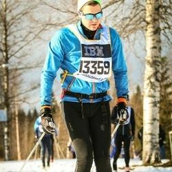 Skiing 90 km - Andreas Ryve (13359)