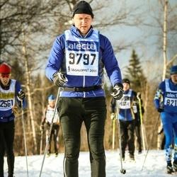 Skiing 90 km - Mats Winterfeldt (9797)