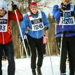Skiing 90 km - Anton Svanå (11243)