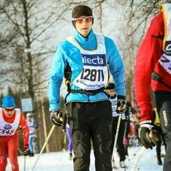 Skiing 90 km - Anders Marklund (12811)