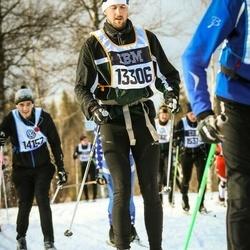 Skiing 90 km - Henrik Wass (13306)