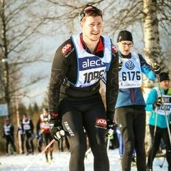 Skiing 90 km - Lars Lindblom (10861)