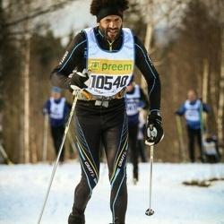Skiing 90 km - Daniel Diané (10540)