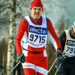 Skiing 90 km - Johnny Edlund (9715)