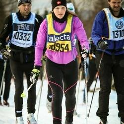 Skiing 90 km - Henriette Kihl (18954)