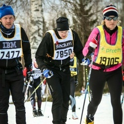 Skiing 90 km - Fredrik Olsson (7850)