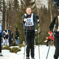 Skiing 90 km - Anders Ringsell (8566)