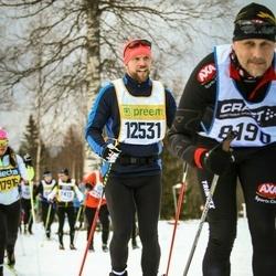 Skiing 90 km - Peder Lövberg (12531)