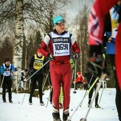 Skiing 90 km - Johan Schäfer (10658)