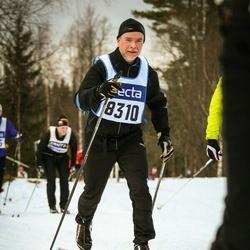 Skiing 90 km - Ole Binder (8310)