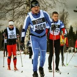 Skiing 90 km - Anders Frisinger (9068)